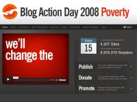 Blog Action Day 08