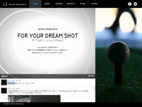 sevendreamers carbonのWebデザイン