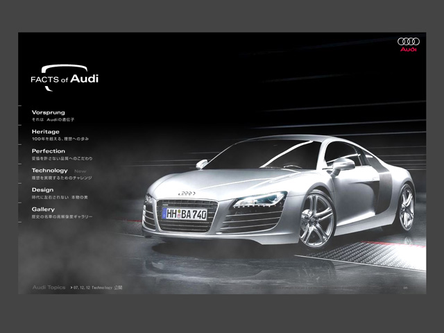 FACTS of Audi