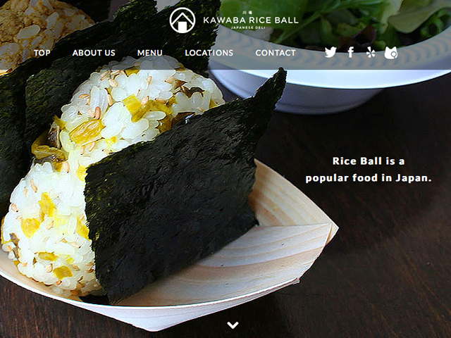 Kawaba Rice Ball