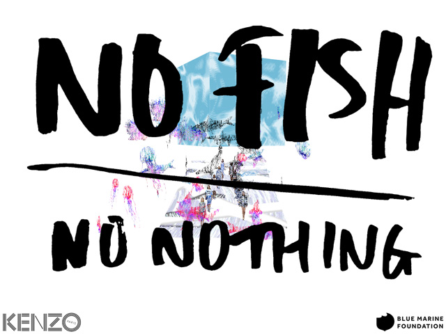Kenzo – No Fish No Nothing